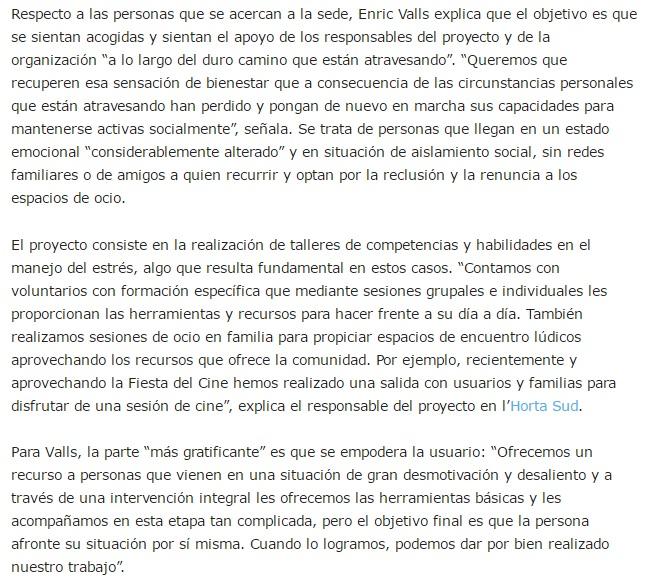 psicologo en valencia enric valls horta noticias