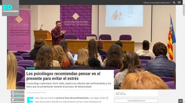 entrevista economia digital enric valls psicologo