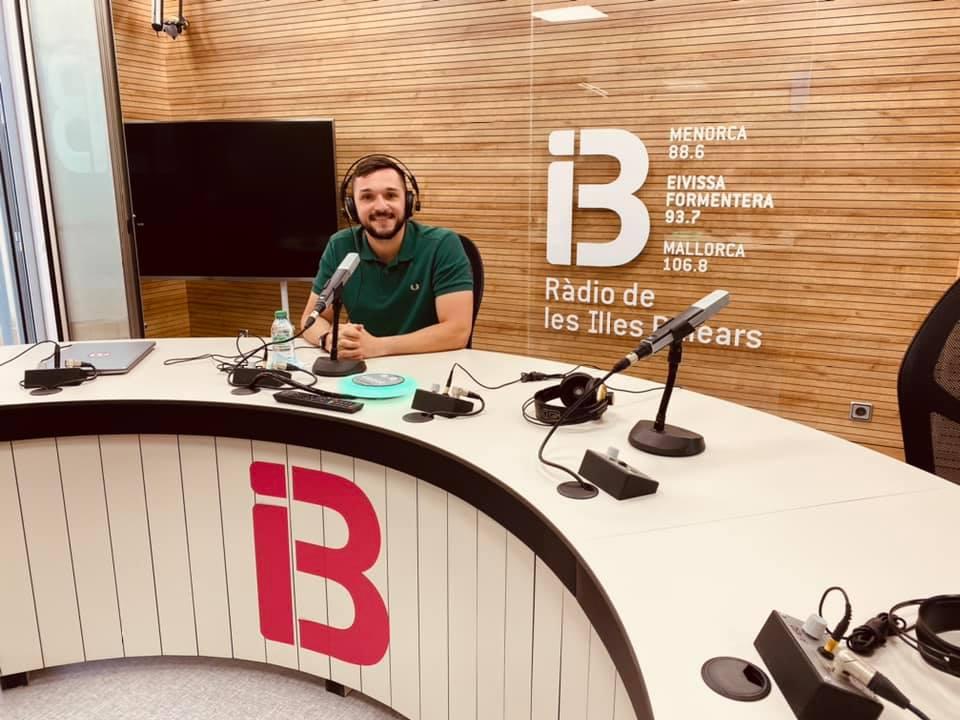 ENRIC VALLS IB3 RADIO